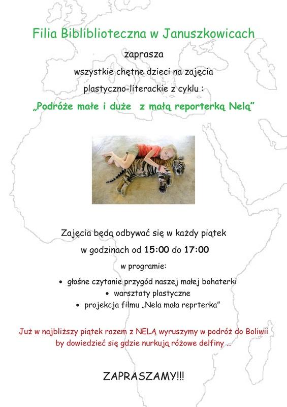Filia Bibliblioteczna w Januszkowicach.jpeg