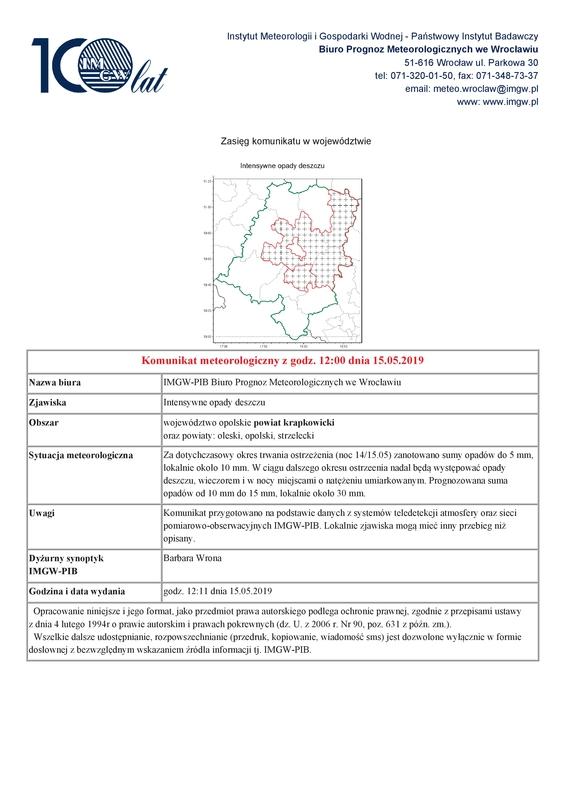 Komunikat - powiat krapkowicki, 20190515.jpeg