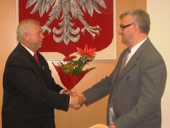 Przewodniczącym Rady Miejskiej w Zdzieszowicach został Pan Stefan Czarnecki