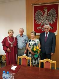 Galeria Medale Długoletnie Pożycie Małżeńskie
